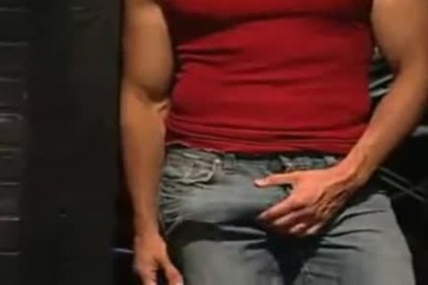 monstrous Bulge homosexual Porn