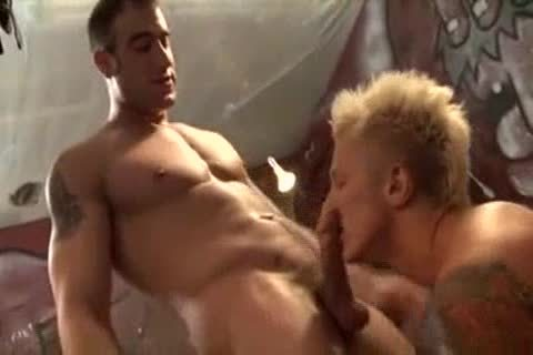 tied blonde team-pounded