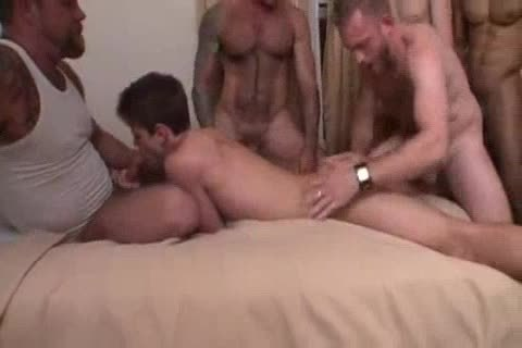 excited Hunks 37