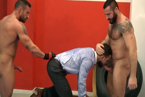 dirty BOXERS receive delicious WITH Tthis chabIR BOSS