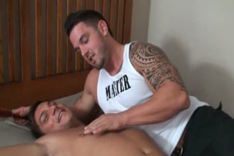 nice-looking Bodybuilder tied And Tickled - Marky best