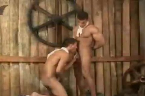 handsome fellows Having wicked homo Sex outside