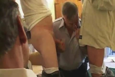 old old Suit Silver Daddy Have good Sex In Hotel Room