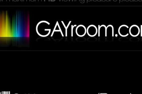 HD - GayRoom nasty twink Is Working His jock And butthole Off