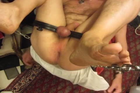 My chap And I Are Trying new Ways Of Sex. First Some Ball Tugger And spanking On My Bals, Then Some sextoy fuck, Fist, BB And again Some sextoy Play. Wow. We Enjoyed It A Lot. Sorry Were Are Loud But We Are Enjoying Making So Much Different Sex :-)