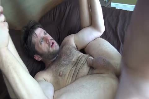 Cub Takes It raw On The bed