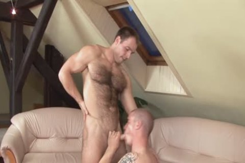 Peter Johnson And Max Born enjoy Sodomy