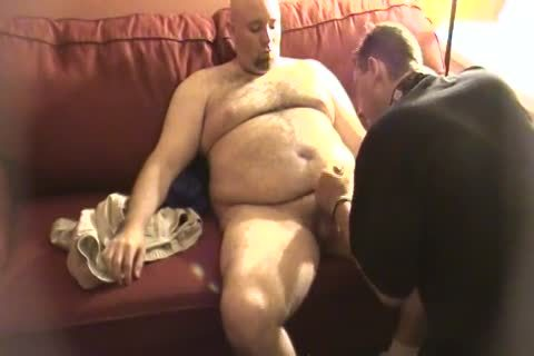 My Daddy Met This Furry Trucker Daddy Who Wanted To Work Me Over. No love juice discharged But Still lusty tasty.