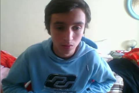 Portugal, filthy young dude With biggest dick OnCam