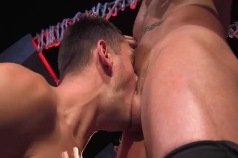 Austin Wolf  Uses Brenner's face hole & booty