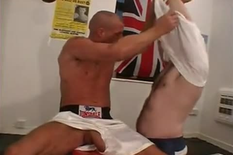 attractive Boxers English boyz