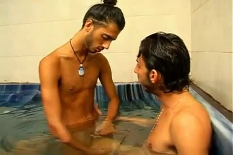 Jewish twinks Taking A baths And greater amount