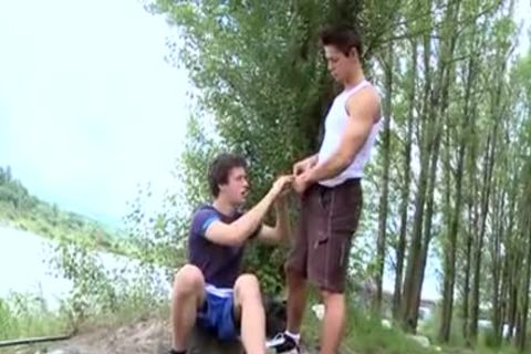 good Outdoor gay Sex
