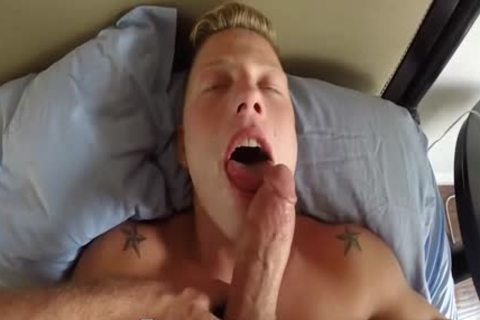 MenPOV - Ace Stone & Owen Powers slam In two Way POV