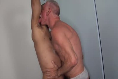 Silvers Daddies pound Hard raw
