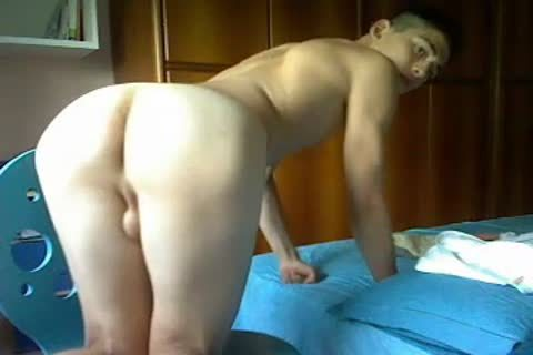 Italian lusty lad With Super delicious taut Smooth On web camera