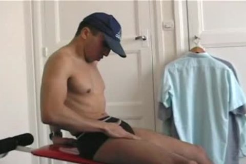 A nice innocent str8 man Serviced His large pecker By A man In Spite Of Him!