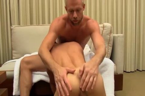 Andy Taylor acquires A massive cock In His taut butthole