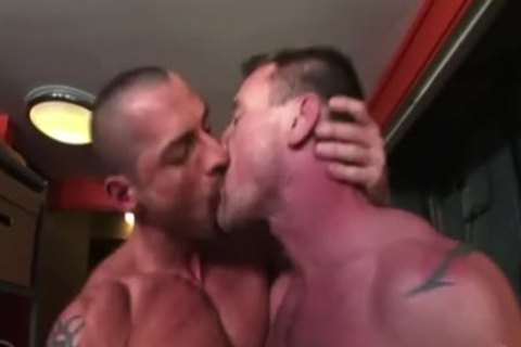 gay Sex Kiss Compilation two