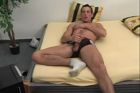 wanking In White Socks 13