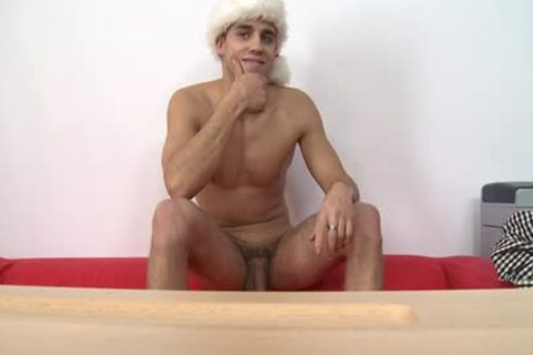 large cock Daddy Casting With Facial