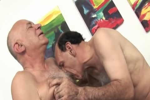 threesome Grandpas