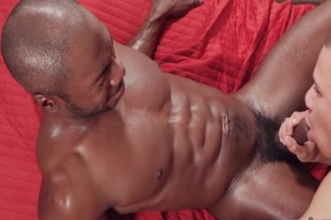 humongous penis twink Interracial With Facial