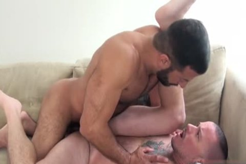 Muscle homo oral enjoyment And ball batter flow