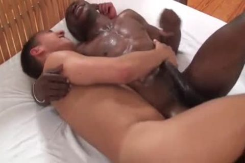 Interracial plowing