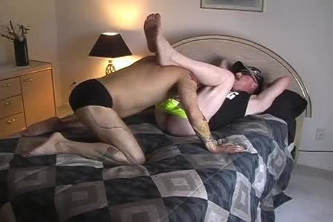 Junior Takes A Licking two - Scene 1