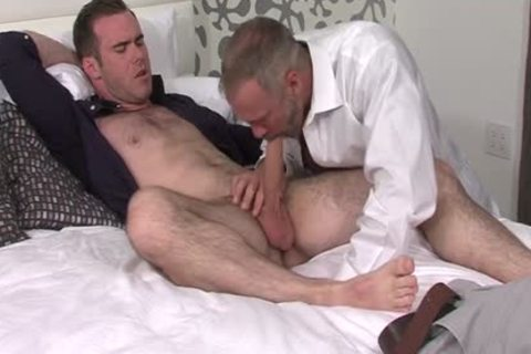 Silver Fox Dallas Steele And Clean Cut 10-Pounder Matthew Bosch love juice jointly