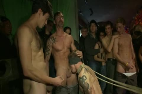servitude With Audience Participation