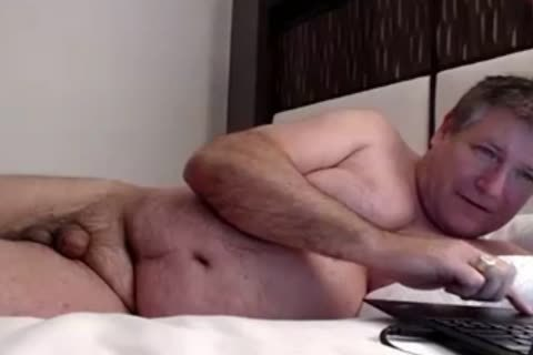 grand-dad spooge On cam