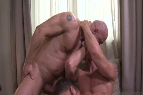 lusty gay Flip Flop And Creampie