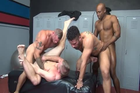 Shorts-pride-gym orgy
