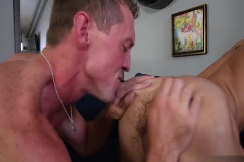 gigantic knob homosexual butthole sex With Facial