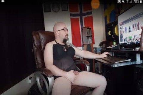 Sissy CD web camera Show (12-12-17) PT2