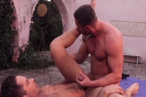 Russian gay Foot Fetish And cumshot