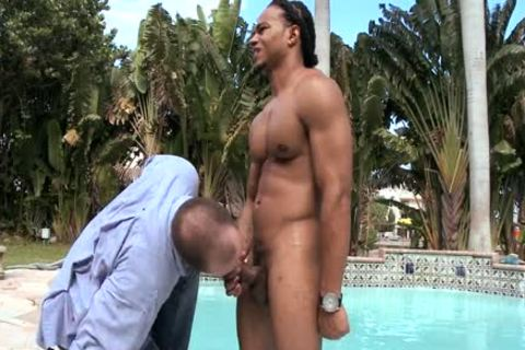 David banged By A BBC