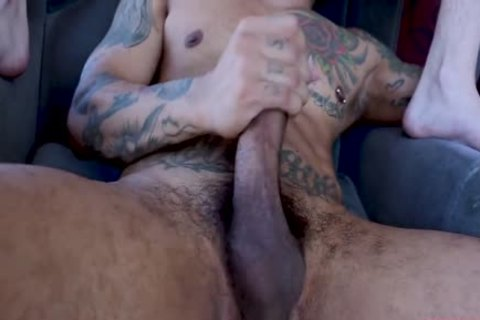 Boomer Banks Jack Hunter bare