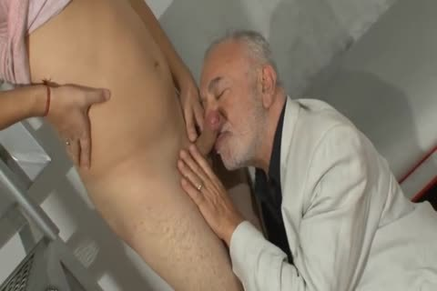 twink hammering old Daddy