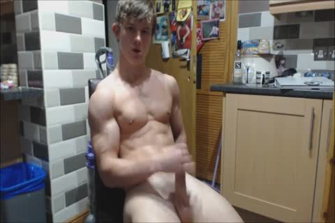Nathan Green Muscle lad