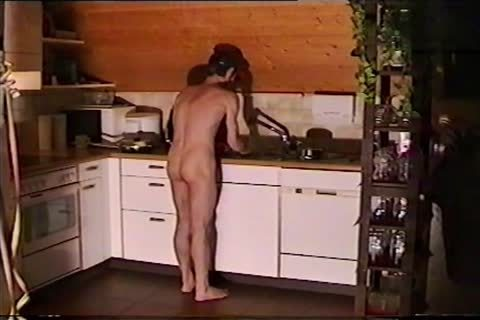 naked In Kitchen three