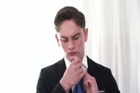 stylish Missionary cock receives Touched By Daddy Priest