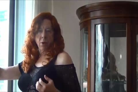 wicked Gigi - Redhead In dark