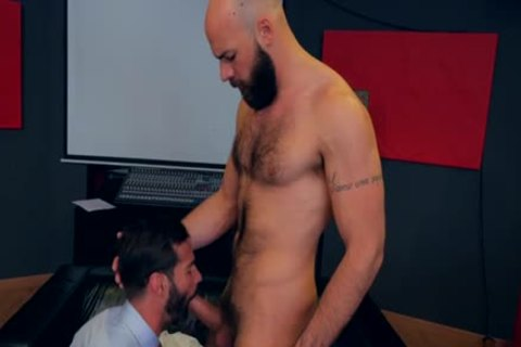 Muscle homo Fetish And Facial