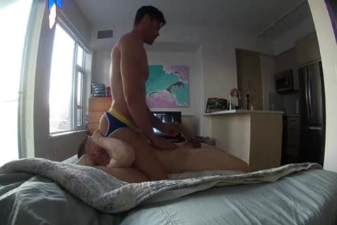 Lad Records Himself Engulfing And Getting pounded