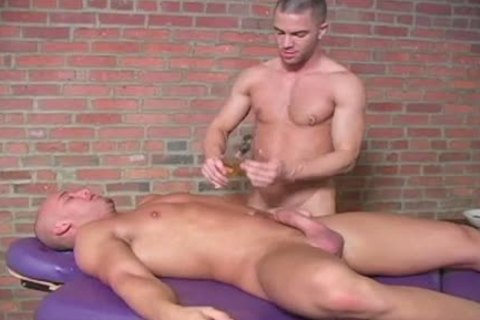 Zack And Jake Tyler Have A naughty Massage