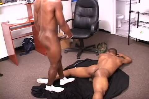 Some Office butthole-nailing - BC Productions