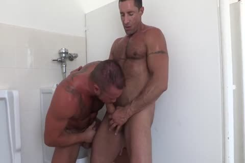 WC fuck Nick Capra, Michael Roman